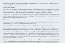 Note d'information digue 1