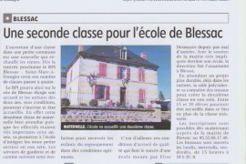 Article La Montagne du 20 06 2020